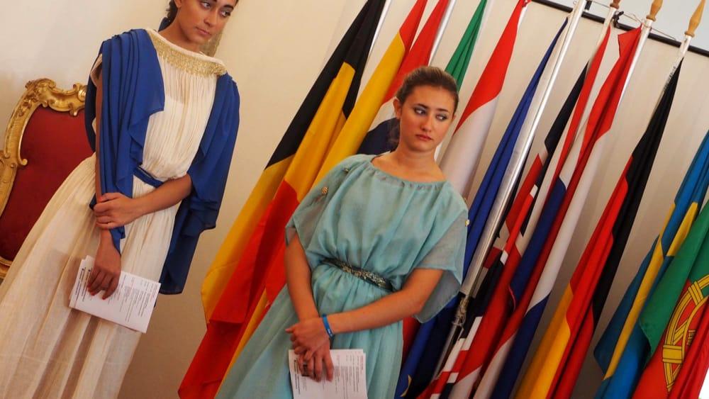 3 Etrusche in conferenza stampa-2