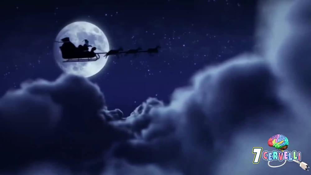Babbo Natale 7 Cervelli.Video Il Natale Secondo I 7 Cervelli Il Nuovo Video Del Duo Comico