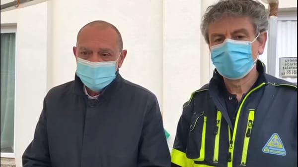 VIDEO Assembramenti in centro a Perugia, continuano i tamponi. Ordinanza, le novità previste da Palazzo dei Priori