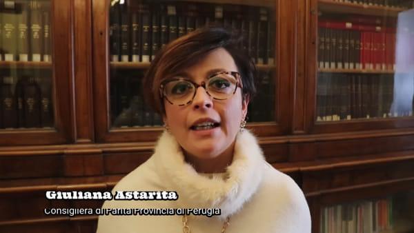"""VIDEO Provincia di Perugia, Giuliana Astarita nuova consigliera di Parità: """"Disoccupazione femminile, c'è molto da fare"""""""