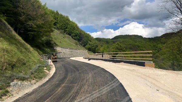 VIDEO Buone notizie dal confine Umbria-Marche, Bocca Trabaria riapre: le immagini