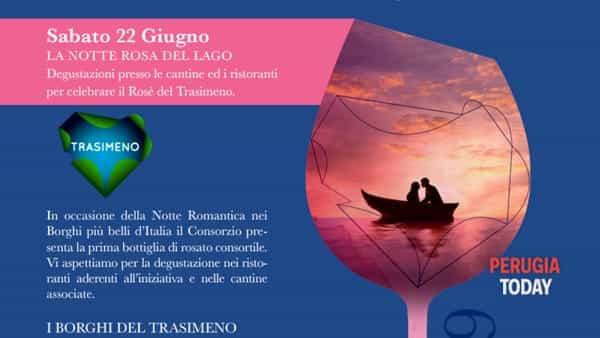 Trasimeno Rose'  Festival