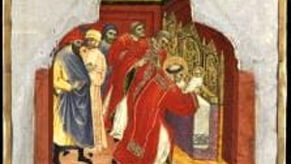 Taddeo di Bartolo, a Perugia una eccezionale mostra completa sulla produzione dell'artista senese
