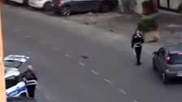 VIDEO - Coronavirus, controlli della Polizia municipale per le strade
