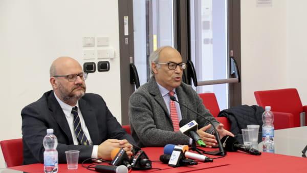 """VIDEO Inchiesta sanità, Bartolini: """"Chiedo scusa agli umbri. AIla commissione del ministero chiederò se i concorsi possono essere annullati"""""""