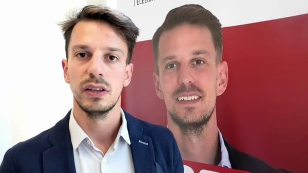 """VIDEO Bori (Pd) e la sua idea di Umbria: """"Diritti, lavoro, ambiente. E via indennità di mandato e spese d'esercizio"""""""