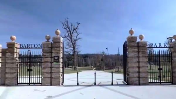 VIDEO Perugia e il Barton Park in tutto il mondo, il documentario di Huawei