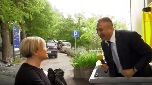VIDEO Come fare correttamente la raccolta differenziata, lo spiega Mauro Casciari