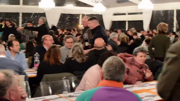 VIDEO - Albero di Natale sul Trasimeno, si spengono le luci e si pensa a nuovi appuntamenti