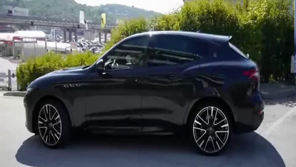 VIDEO Maserati Levante Trofeo, un bolide di potenza ed eleganza