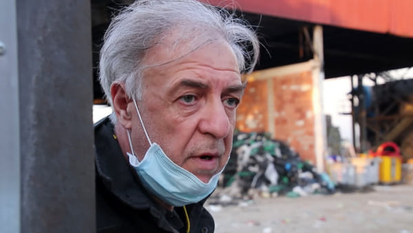 """VIDEO Nuovo incendio alla Biondi, Zappia: """"Intervento tempestivo, abbiamo evitato conseguenze peggiori"""""""