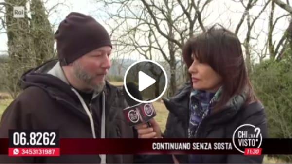 """VIDEO Emanuele Cecconi è scomparso nel nulla da 13 giorni, nuovo appello: """"Chi l'ha incontrato ci aiuti"""""""