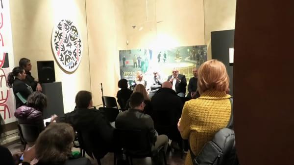 """VIDEO Festa della Rete, a Perugia per la seconda volta. Grandi: """"Edizione ricca, speriamo di renderla stabile qui"""""""