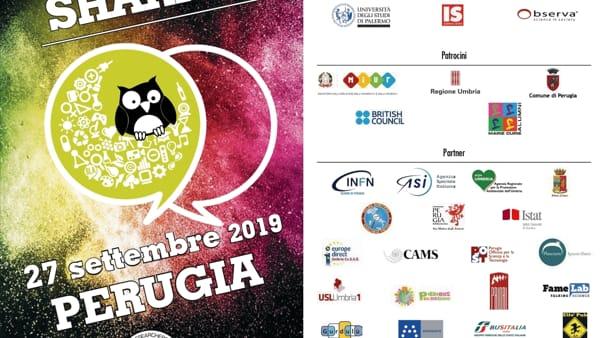 27 settembre, scatta Sharper, Notte Europea dei Ricercatori: tutti gli eventi a Perugia