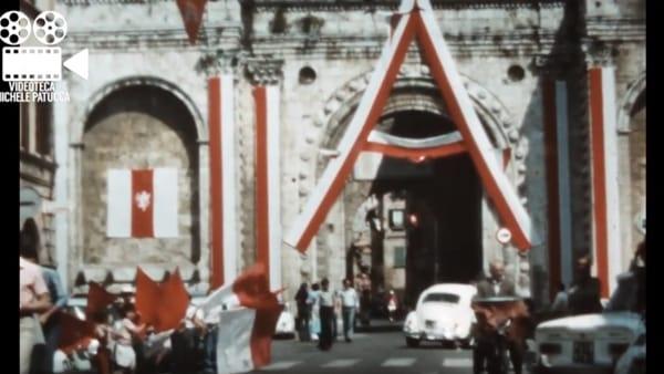 VIDEO INEDITO Il Perugia promosso in serie A: la festa del 1975