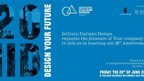 Istituto Italiano Design, una sfilata a Perugia per i vent'anni di attività