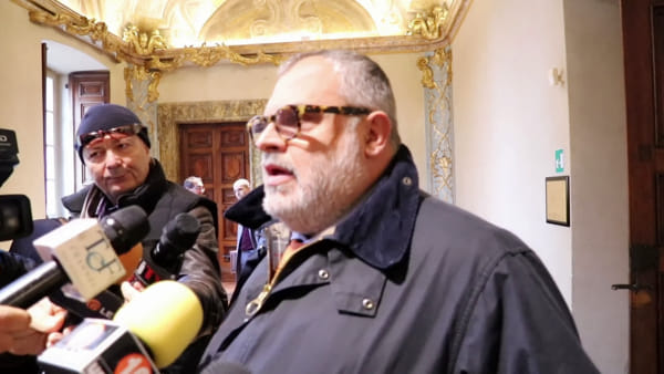 """VIDEO Giunta Umbria si riunisce, Fioroni: """"Situazione di emergenza, stiamo studiando per agire al meglio"""""""