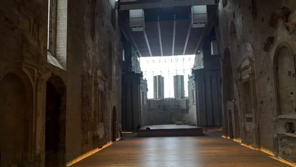 VIDEO Perugia segreta, alla scoperta dei campanili di San Francesco al Prato