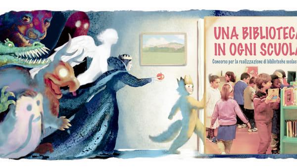 """Aperte le iscrizioni al concorso """"Una biblioteca in ogni scuola"""", promosso da associazione BiRBA e Comune di Assisi"""