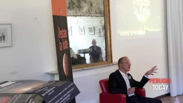 """VIDEO Destate la Notte, Perugia si accende di eventi, arte a tutto tondo e dediche alla Luna. Varasano: """"Tante occasioni in centro e non solo"""""""