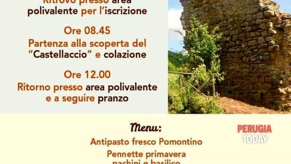 """passeggiata ecologica """"per li stradelli de pomonte""""-6"""