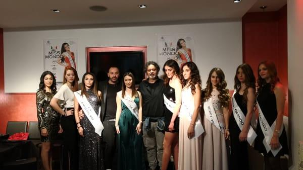 VIDEO Miss Mondo Umbria, ecco le bellezze  che si contenderanno la fascia