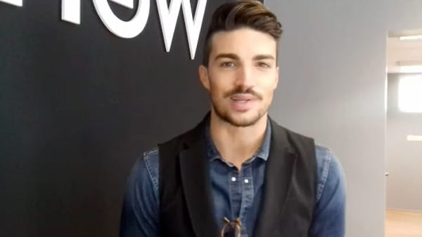 "VIDEO Mariano Di Vaio, il vip fashion blogger, a Perugiatoday.it: ""I consigli per un look invernale very cool"""