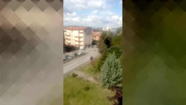 VIDEO Coronavirus, decreto anti contagio: per i controlli anche a Perugia arriva l'Esercito