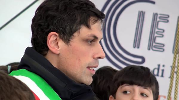 """VIDEO Inaugurata la scuola Carducci-Purgotti, Romizi: """"Esempio di buona amministrazione"""""""