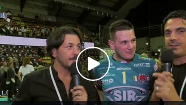VIDEO I 7Cervelli e Sir Safety Perugia: le interviste più pazze del mondo e la canzone di Natale