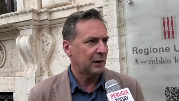 """VIDEO Elezioni regionali, Gammaitoni (Pd): """"Mi metto a disposizione con le mie competenze per aiutare l'Umbria"""""""
