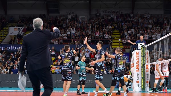 "Volley Superlega, parla coach Heynen: ""La Sir Safety Perugia è solo al 50%"""