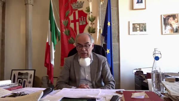 """VIDEO Coronavirus, la situazione a Città di Castello: """"Continuiamo a seguire le prescrizioni"""""""