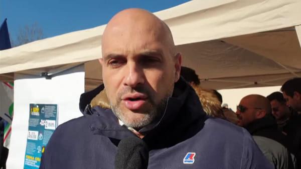 """VIDEO - Prisco (FdI): """"Elezione diretta del Presidente della Repubblica, via i senatori a vita e tetto alle tasse"""""""