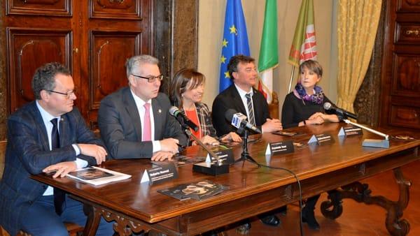 """VIDEO Nero Norcia 2020, la presidente Tesei: """"Promuovere le eccellenze dell'Umbria, sia un lavoro di squadra"""""""