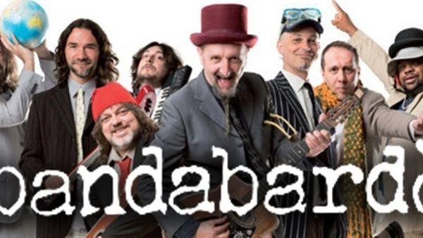 La Bandabardò in concerto a Perugia sabato 20 febbraio
