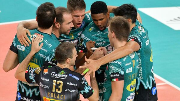 Volley, Superlega: numeri da paura per la Sir Safety Perugia, che ora aspetta Ravenna
