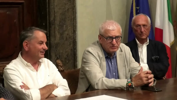 """VIDEO Umbria Jazz, Rasimelli: """"Per il futuro un coinvolgimento sempre più articolato del centro storico"""""""