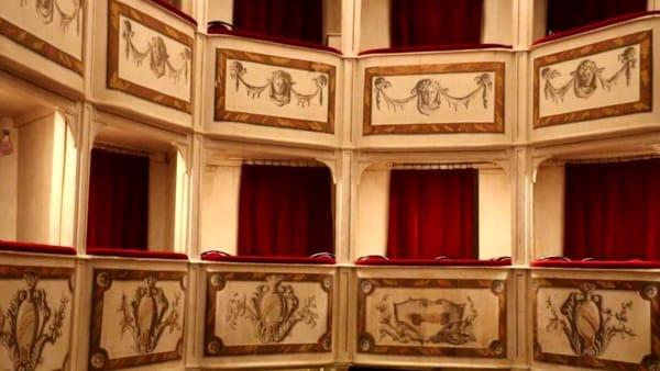 VIDEO Monte Castello di Vibio, alla scoperta dei segreti del teatro più piccolo del mondo
