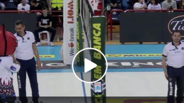 VIDEO Volley Superlega, Perugia prima in classifica: la partita del trionfo contro Sora