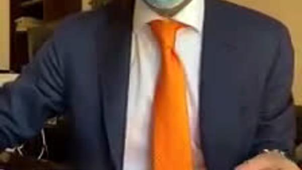 """VIDEO - Norme confuse e incomprensibili, il presidente Squarta: """"Gli italiani hanno bisogno di chiarezza"""""""
