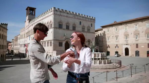 VIDEO Umbria: natura, arte e sapori. Le eccellenze della regione sulle reti nazionali