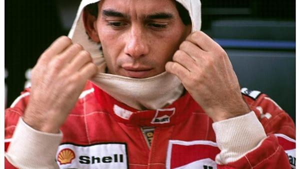 """""""Ayrton Senna - Alla velocità del cuore"""" una mostra sul grande campione brasiliano di F.1 in occasione del Todi Festival"""