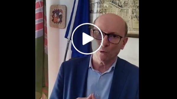 """VIDEO Ceri, il sindaco di Gubbio: """"Assembramenti più gravi in altre città dell'Umbria: ora stesso trattamento sanitario"""""""