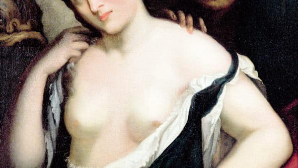 """Il nudo nelle opere d'arte alla mostra """"Da Raffaelo a Canova, da Valadier a Balla"""": tutti gli appuntamenti per le visite guidate"""