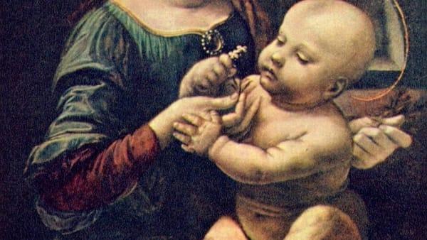 Madonna di Benois di Leonardo, nuovi orari visite alla Galleria Nazionale dell'Umbria per l'ultima settimana