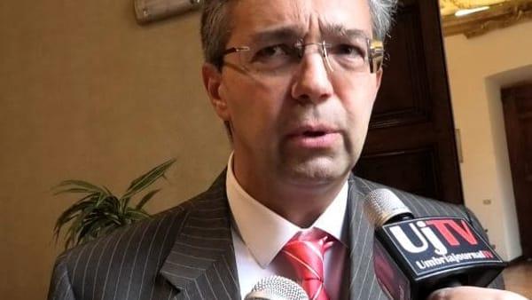 """VIDEO Povertà, Strona (Aur): """"I più colpiti sono i giovani, fuga dall'Umbria"""""""