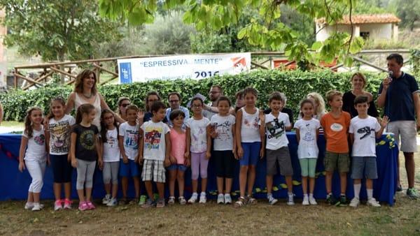 """""""Espressiva… mente"""", grande festa a Isola Polvese: laboratori, letture e giochi circensi"""