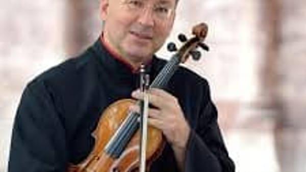 "Per ""Musica Insieme"" torna a Panicale il violinista Egidius Streiff"