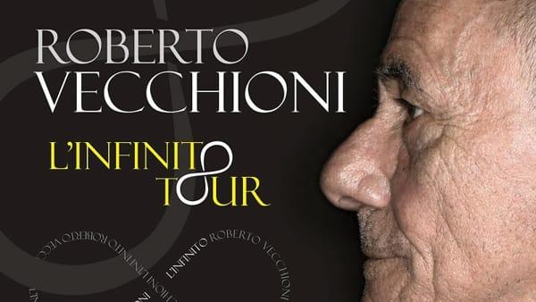 Roberto Vecchioni in Umbria per il cartellone di Tourné 2019/2020
